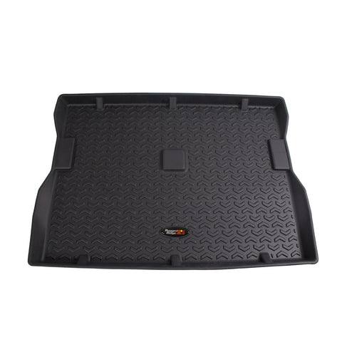 Cargo Liner, Black by Rugged Ridge ('76-'95 Wrangler CJ, YJ)