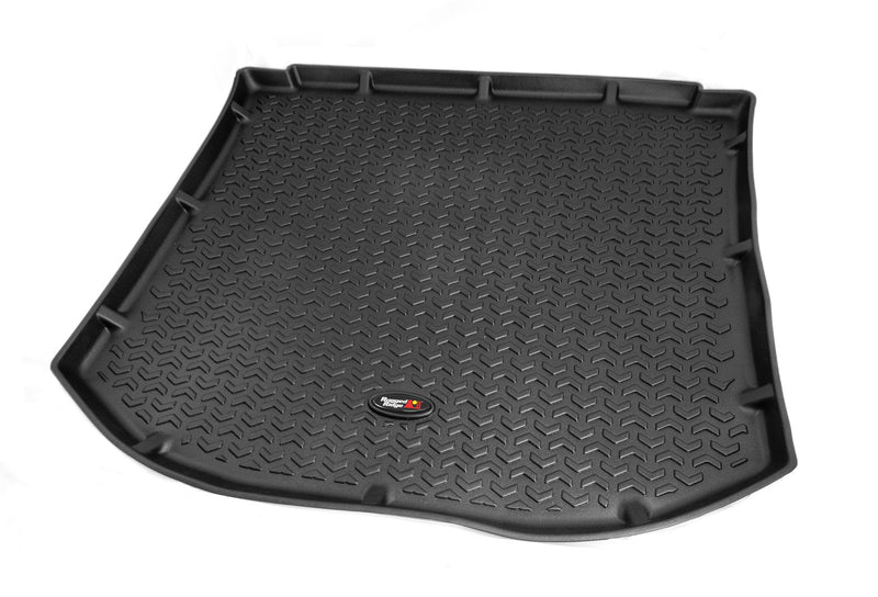 Cargo Liner, Black by Rugged Ridge ('11-'18 Jeep Grand Cherokee WK) - Jeep World