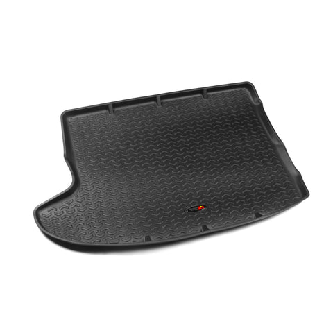Cargo Liner, Black by Rugged Ridge ('07-'18 Jeep Patriot/Compass MK)