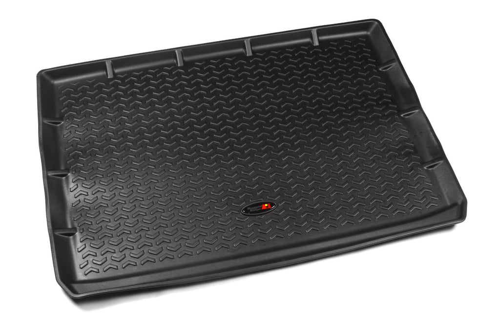 Cargo Liner, Black by Rugged Ridge ('08-'12 Jeep Liberty KK) - Jeep World