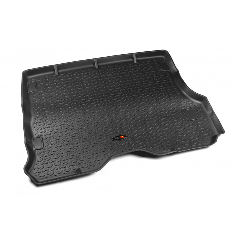 Cargo Liner, Black by Rugged Ridge ('84-'01 Jeep Cherokee XJ) - Jeep World