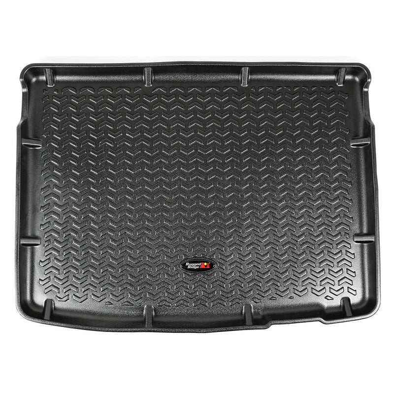 Cargo Liner, Black by Rugged Ridge ('15-'18 Jeep Renegade BU) - Jeep World