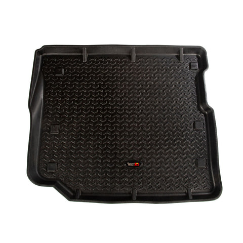 Cargo Liner, Black by Rugged Ridge ('19 Wrangler JLU 4 Door)