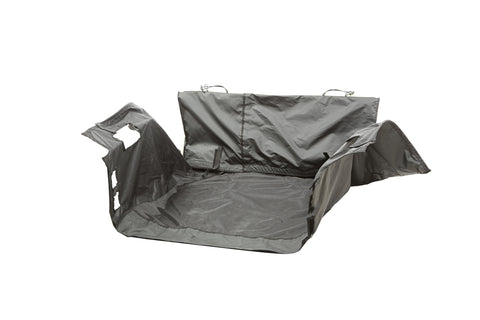 C3 Cargo Cover, Without Subwoofer, 4 Door by Rugged Ridge ('07-'18 Jeep Wrangler JKU)
