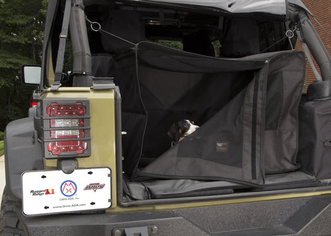C4 Canine Cube by Rugged Ridge ('07-'18 Wrangler JK)