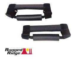Deluxe Grab Handles, For All Covered Jeep Roll Bars (Wrangler YJ, TJ, JK)