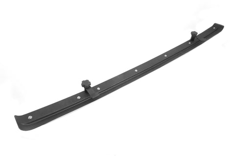 Windshield Channel, Steel by Rugged Ridge ('07-'18 Jeep Wrangler JK)