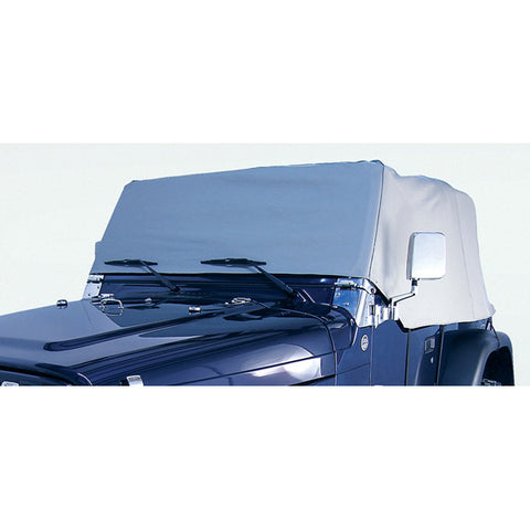 Cab Cover, Gray by Rugged Ridge ('76-'86 Jeep CJ7)