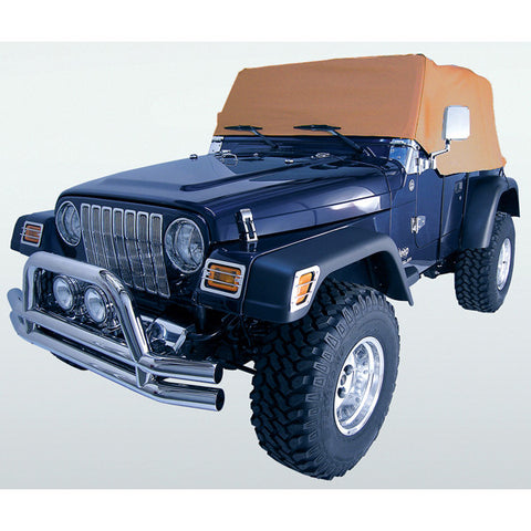 Cab Cover, Spice by Rugged Ridge ('92-'06 Jeep Wrangler YJ, TJ)