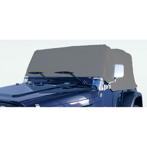 Deluxe Cab Cover by Rugged Ridge ('76-'06 Jeep Wrangler CJ, YJ, TJ)