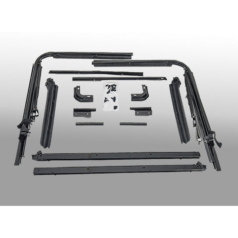 Factory Replacement Soft Top Hardware by Rugged Ridge ('87-'95 Jeep Wrangler YJ)