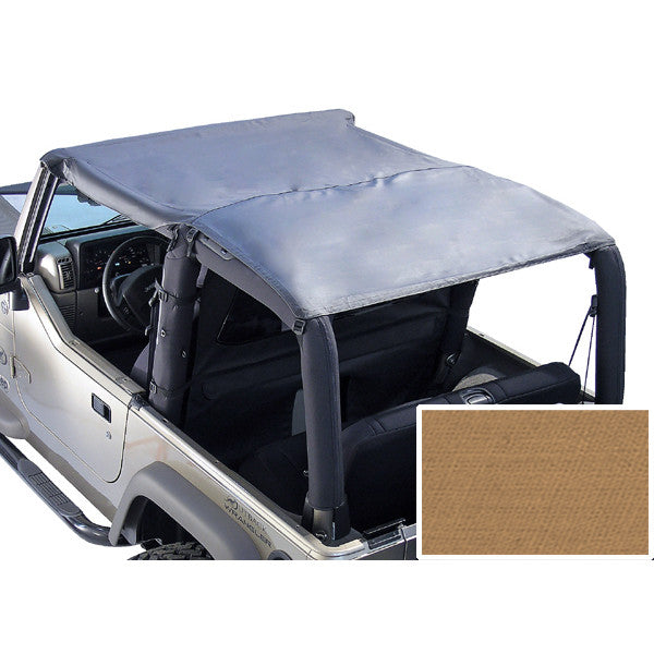 Roll Bar Top, Spice by Rugged Ridge ('92-'95 Jeep Wrangler YJ)