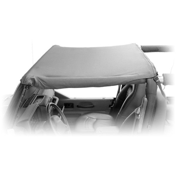 Pocket Brief Top, Black Diamond by Rugged Ridge ('07-'09 Jeep Wrangler JK)