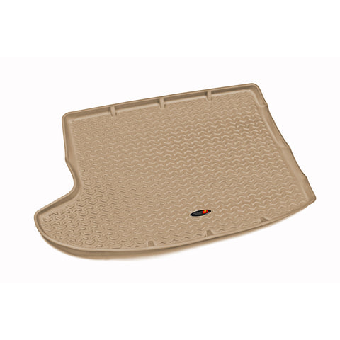 Cargo Liner, Tan by Rugged Ridge ('07-'18 Jeep Patriot/Compass MK)