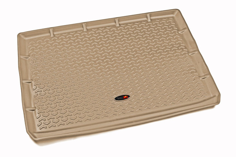 Cargo Liner, Tan by Rugged Ridge ('08-'12 Jeep Liberty KK)