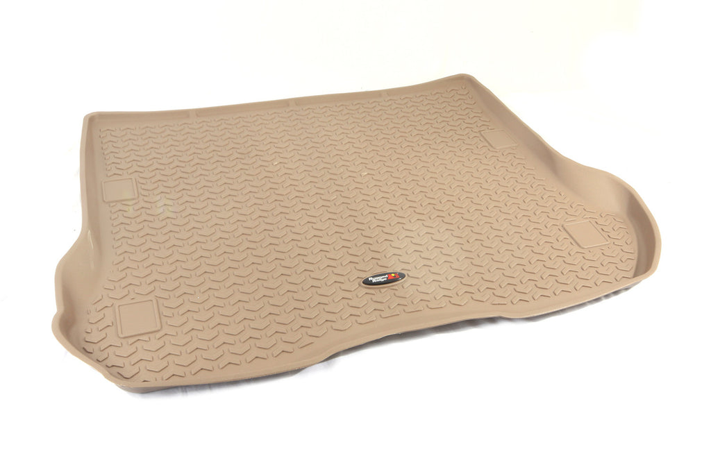 Cargo Liner, Tan by Rugged Ridge ('05-'10 Jeep Grand Cherokee WK) - Jeep World