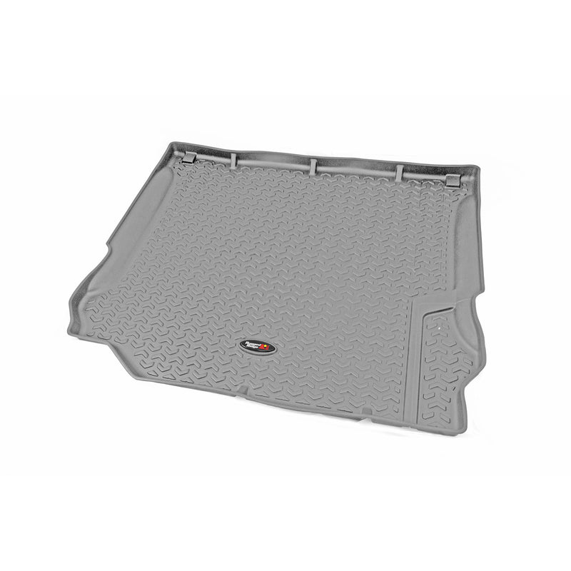 Cargo Liner, Gray by Rugged Ridge ('07-'10 Jeep Wrangler JK) - Jeep World