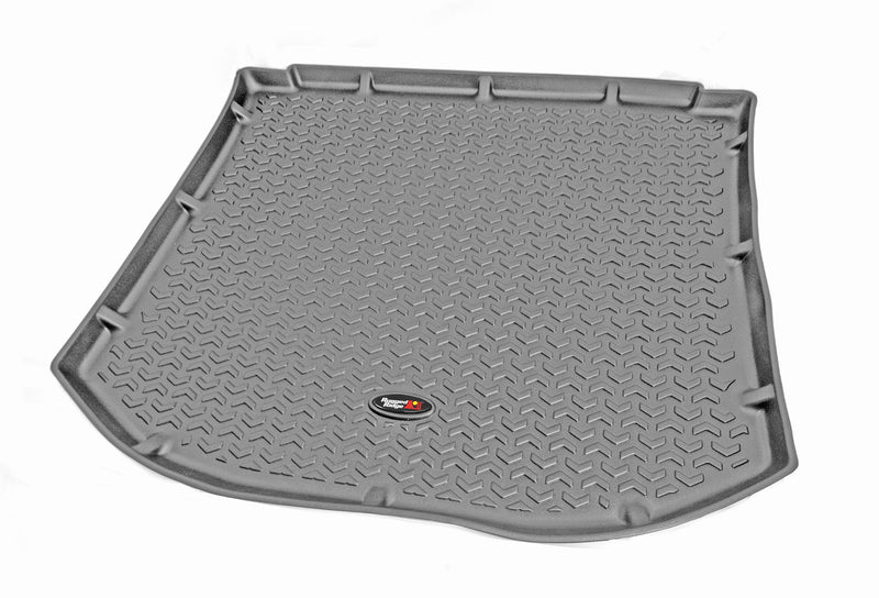 Cargo Liner, Gray by Rugged Ridge ('11-'18 Jeep Grand Cherokee WK) - Jeep World