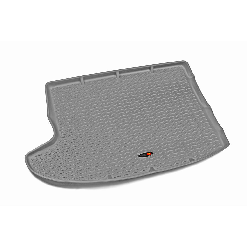 Cargo Liner, Gray by Rugged Ridge ('07-'18 Jeep Patriot/Compass MK) - Jeep World