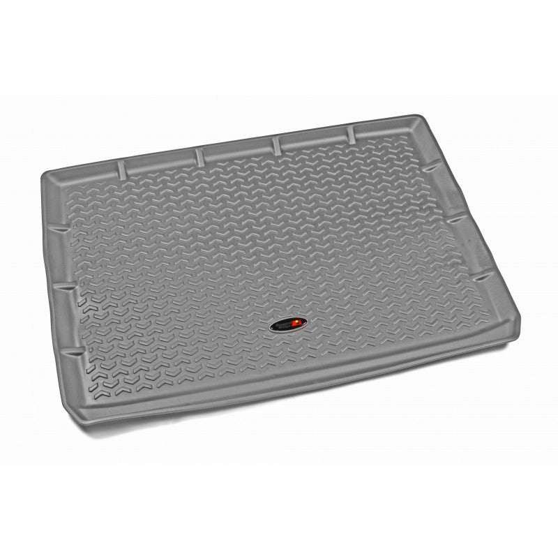 Cargo Liner, Gray by Rugged Ridge ('08-'12 Jeep Liberty KK) - Jeep World