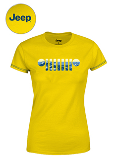 Fitted Women's Surf Grille T-shirt