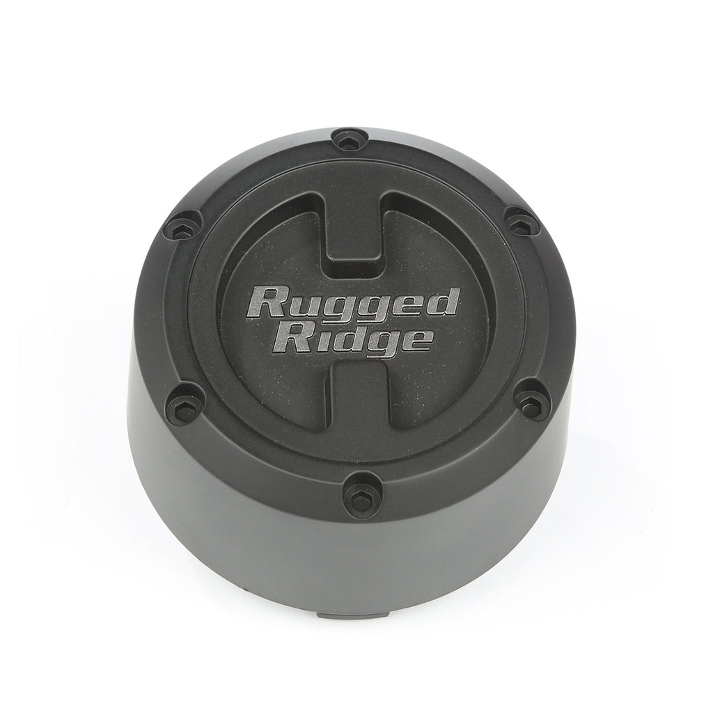 black Rugged Rodge center wheel cao