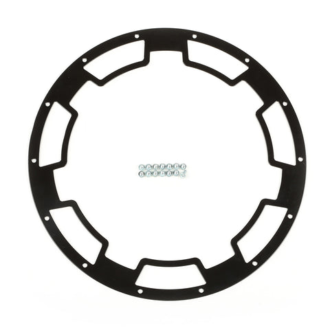 XHD Rim Protector, 20 Inch, Satin Black by Rugged Ridge ('07-'18 Wrangler JK)
