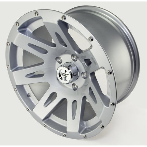 XHD Wheel, 18x9, Silver by Rugged Ridge ('07-'18 Wrangler JK)