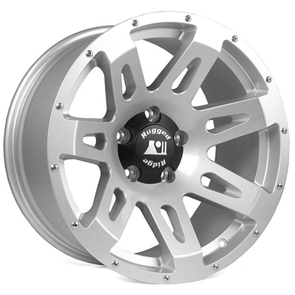18 inch wheel for Jeep - silver