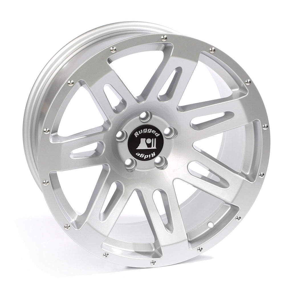 XHD wheel - silver - for Jeeps