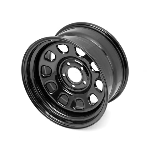 D Window Wheel, 18x9, Black, 5x5 ('07-'18 Wrangler JK)