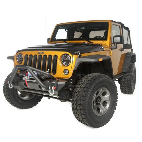2.5 Inch Lift Kit With Shocks, by Rugged Ridge ('07-'18 Wrangler JK)
