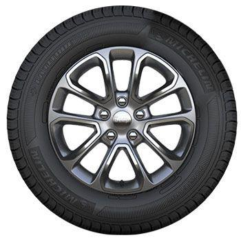 "18"" Aluminum Twin Five-Spoke Wheel, WBL by Mopar ('11-'19 Grand Cherokee WK2)"