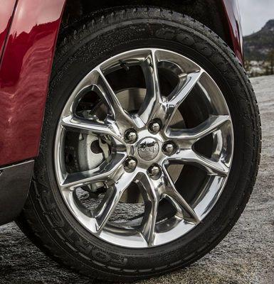 "20"" Summit Wheel by Mopar ('11-'19 Grand Cherokee WK2)"