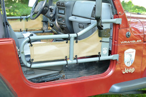 Door Covers by Steinjager - ('81 - '86 CJ-7, CJ-8)