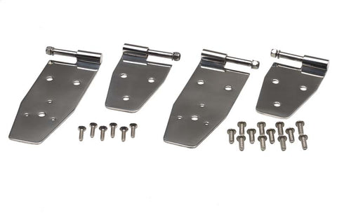 Hardtop Door Hinge Set, 4 pieces by Kentrol ('94-'95 Wrangler YJ)