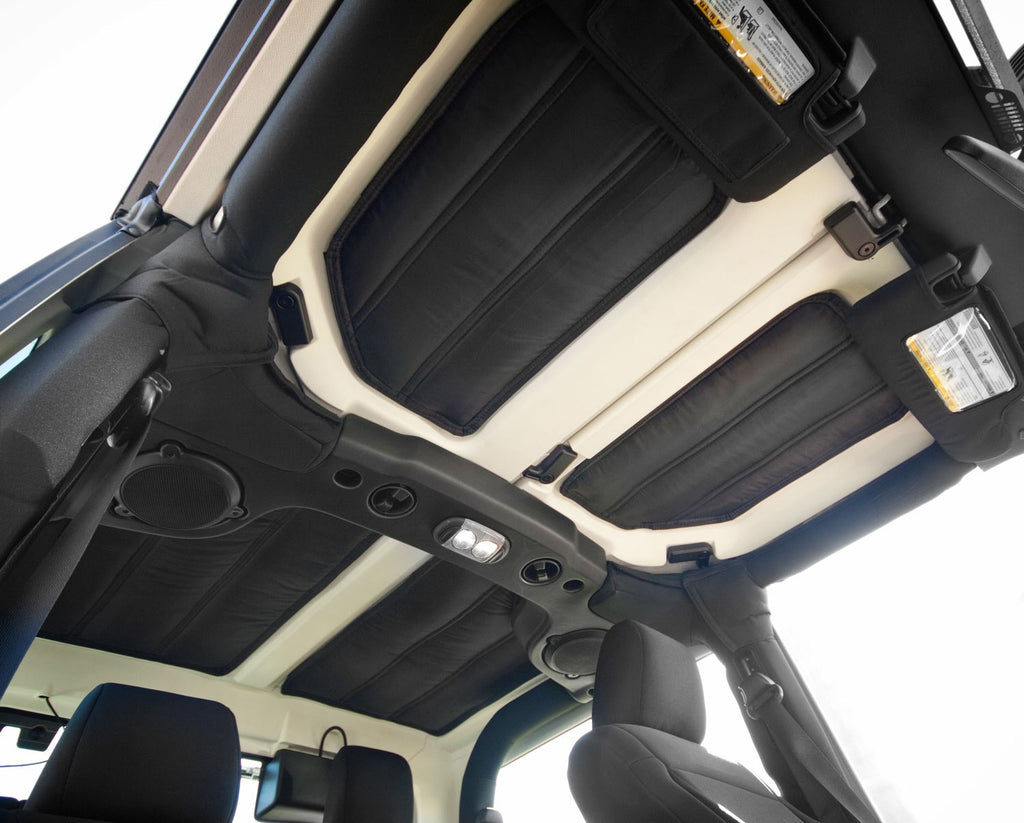 Hardtop Insulation Kit by Rugged Ridge ('11-'18 Wrangler JK) - Jeep World