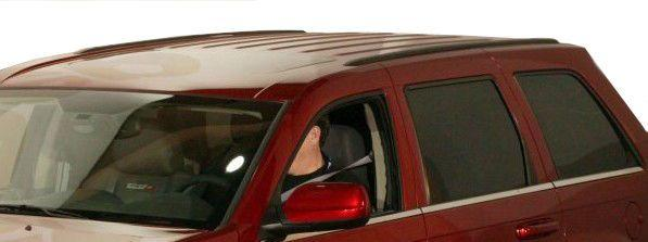 SRT8 Roof Rails For 2005-10 Grand Cherokee - 5030272AC– Jeep World