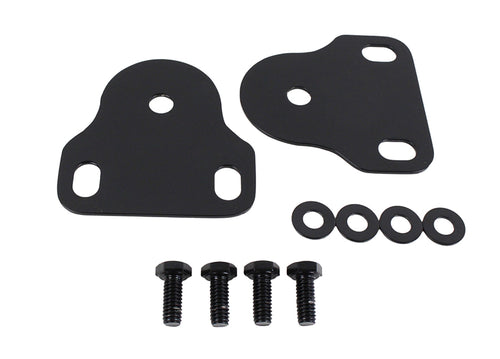 Interior Windshield Brackets by Kentrol ('76 - '95 CJ, Wrangler YJ)