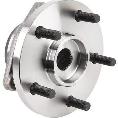 Front Hub and Bearing by Mopar ('99-'04 Grand Cherokee WJ)