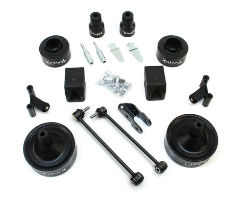 "2.5"" Budget Lift Kit with Shock Extensions by TeraFlex ('07-'18 Wrangler JK & JKU)"