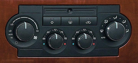 Automatic Temp Control Unit by Mopar ('05-'06 Grand Cherokee WK, '06 Commander XK)