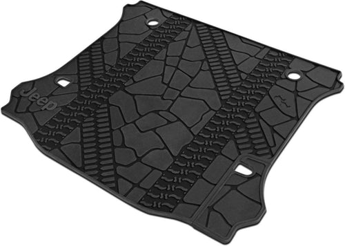 Mopar Slush Mats  ('07-'18 Wrangler JK) - Jeep World