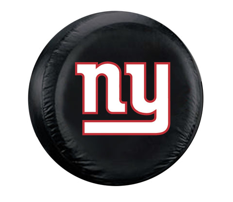 New York Giants NFL Tire Cover (Liberty KJ, Wrangler CJ, YJ, TJ, & JK)