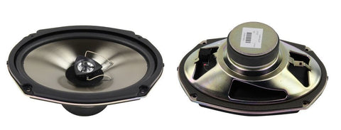 Kicker Rear 6x9 2-Way Speakers by Mopar ('14-'16 Cherokee KL)