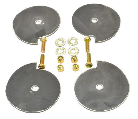 Rear Spring Retainer Kit by Steinjager - ('97 - '06 Wrangler TJ)