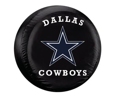 Dallas Cowboys NFL Tire Cover (Liberty KJ, Wrangler CJ, YJ, TJ, & JK)