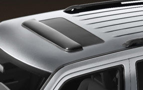 Mopar Sunroof Air Deflector ('07-'11 Patriot MK)