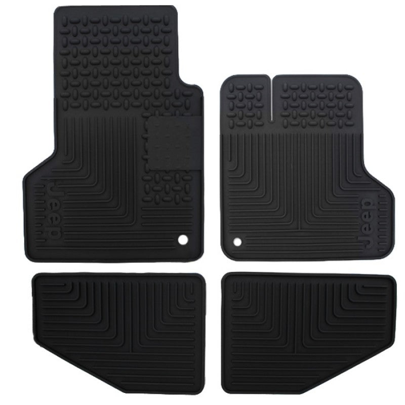 Mopar Mats for Older Model Wranglers ('97-'06 Wrangler TJ)