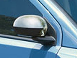 Mopar Chrome Mirror Covers ('08-'18 Compass MK49)